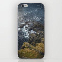 The Ocean on the Rocks iPhone Skin