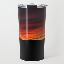 bewitching sunset Travel Mug