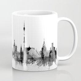 Moscow Russia Skyline Coffee Mug