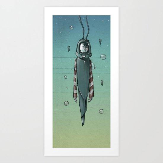 emonaut Art Print