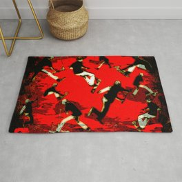 Scooter Mania - Stunt Scooter Fun Rug