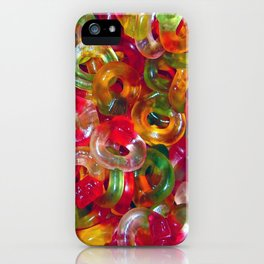 Put A Ring On It iPhone Case
