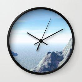 Frozen Trek Wall Clock