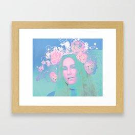 BLOMA Framed Art Print