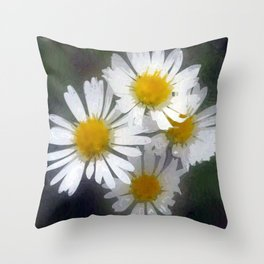 Floral Beauty #8 Throw Pillow
