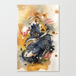 FOX INSPIRATION Canvas Print