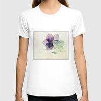 hydrangea T-shirts featuring hydrangea by Bonnie Jakobsen-Martin
