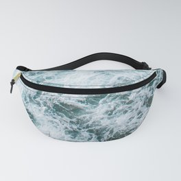 Waves in Abstract Fanny Pack