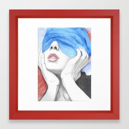 we are the widows Framed Art Print