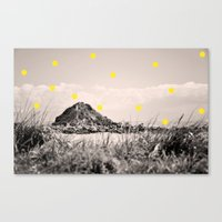 monkey island Canvas Prints featuring Island by the penny drops