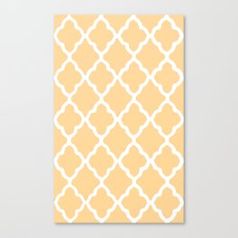 White Rombs #14 The Best Wallpaper Canvas Print