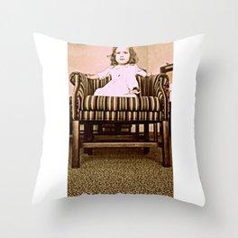 Princes Leah Throw Pillow