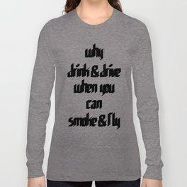 Smoke & Fly Long Sleeve T-shirt