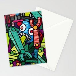 Artsy Bot Stationery Cards