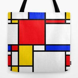 Piet Pattern Tote Bag