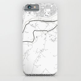 Autodromo Internazionale Enzo e Dino, Imola, Italy iPhone Case