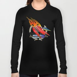speed boat tee Long Sleeve T-shirt