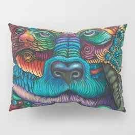 Busy Life By Tyler Aalbu Pillow Sham