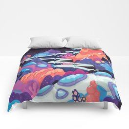 red planet Comforters