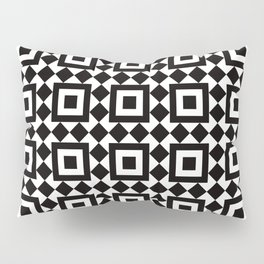 Victorian tile pattern #1 Pillow Sham