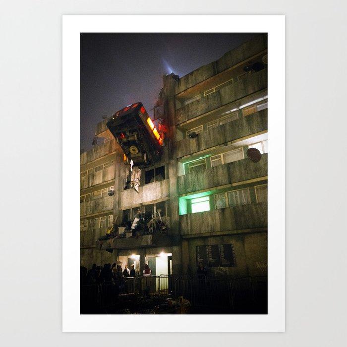 Dystopia/Utopia Art Print