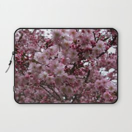 Blossoms in Bloomfield Laptop Sleeve