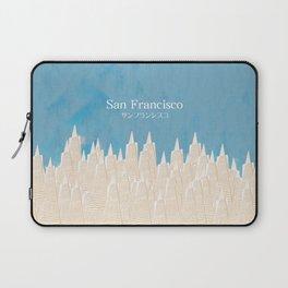 San Francisco TA Laptop Sleeve