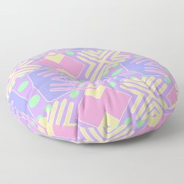 Pastel Gal Floor Pillow