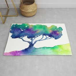 Hue Tree III Rug