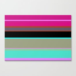 Stripe 3 Canvas Print