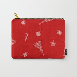 RedXmas Carry-All Pouch