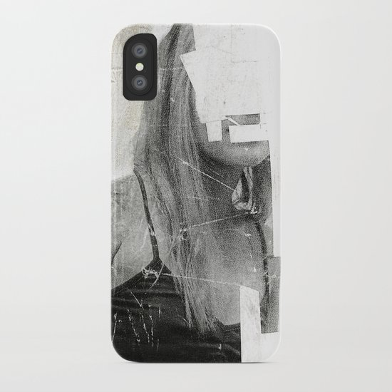 Faceless   number 03 iPhone Case