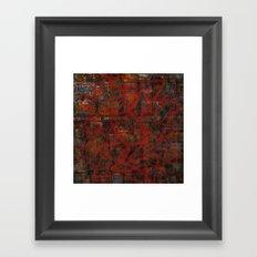 Supermarket Knox Framed Art Print