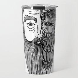 WiseMan. Travel Mug