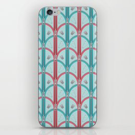 Sewing Artdeco Zippers iPhone Skin