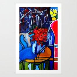 Dawn #society6 #decor #buyart Art Print