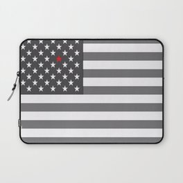Flag U.S. American United States Retro Laptop Sleeve