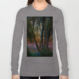 Trippy Trees Long Sleeve T-shirt