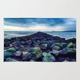 Road to the Sea Rug
