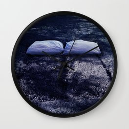 Sleep together Wall Clock