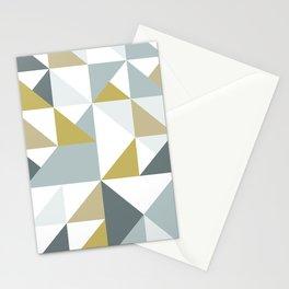 Modern Geometric 13 Stationery Cards