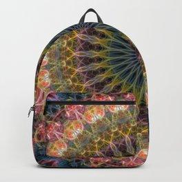 Pretty detailed mandala Backpack