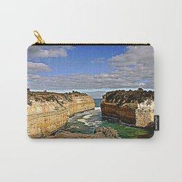 Limestone Cliffs - Australia (HDR) Carry-All Pouch