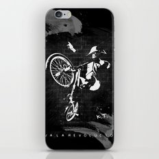 Viva La Revolucion - Napoleon Bonaparte Bmx iPhone & iPod Skin
