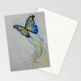 Opal Butterfly Stationery Cards