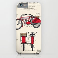 Motorcycle Sidecar Patent 1912 iPhone 6s Slim Case