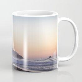 Quiet Moment on The West Coast Coffee Mug