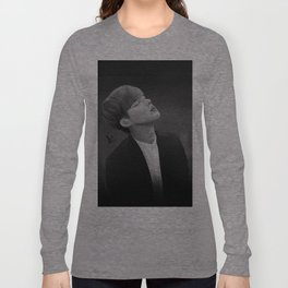 Kim Jinhwan Apology Long Sleeve T-shirt