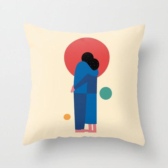 A Moment Throw Pillow