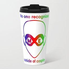 Recognize HERO-Gradient Print Travel Mug